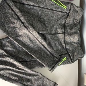Pants - S/P Grey Workout Leggings.